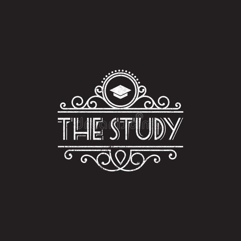 вдохновение на изучение логотипа, дизайн логотипа колледжа, дизайн логотипа, дизайн логотипа бесплатная иллюстрация