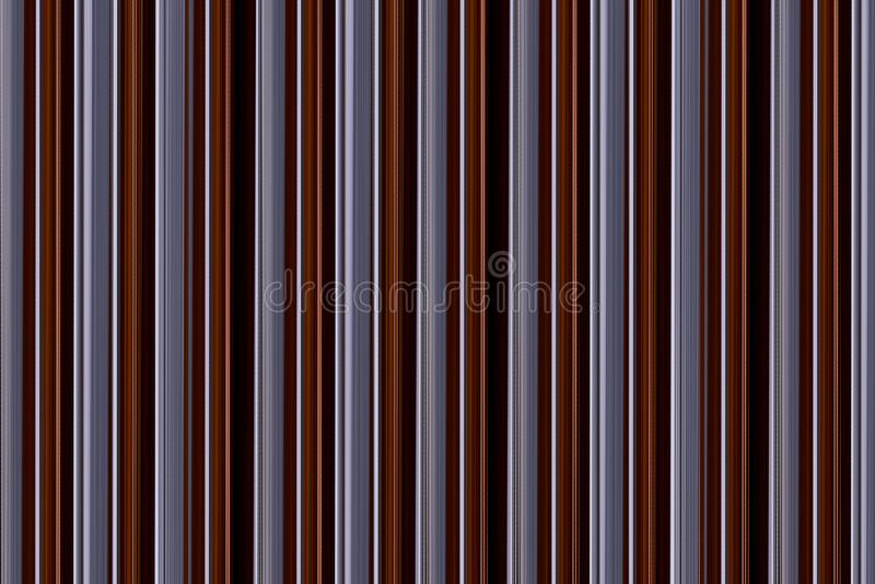 Веб-дизайн дизайна предпосылки grunge вертикальной прокладки картины ретро серой голубой коричневый повторяя низкопробный иллюстрация штока