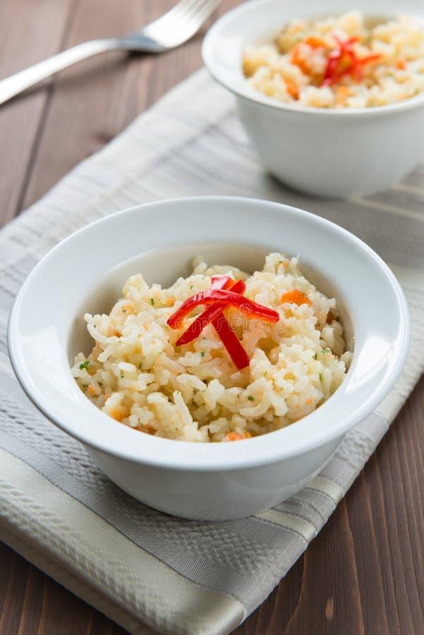 Вегетарианский рис стоковое изображение rf