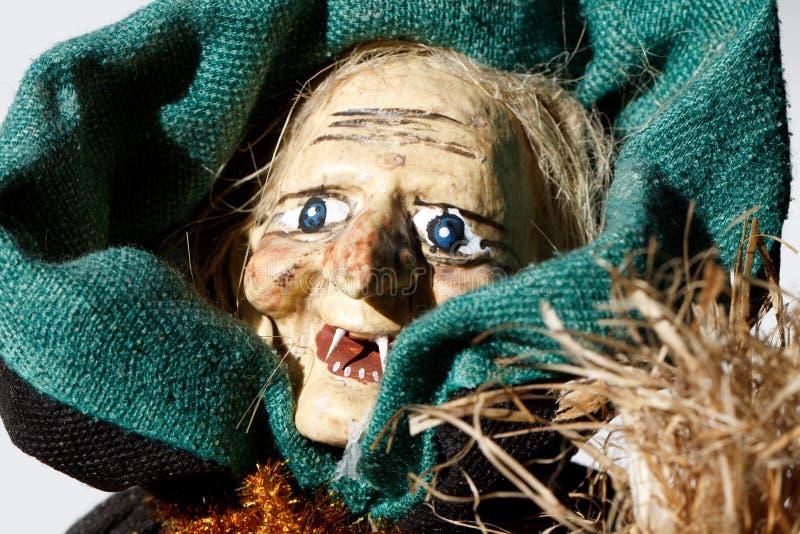 ведьма куклы стоковые фотографии rf