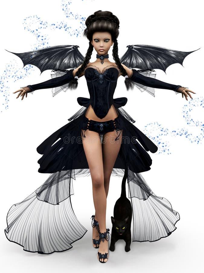 ведьма повелительницы бесплатная иллюстрация