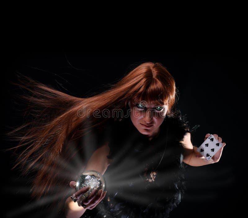 ведьма 2 стоковое фото rf