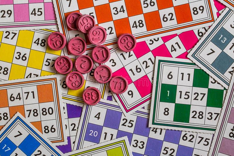 везение игры карточки 4 туза стоковая фотография