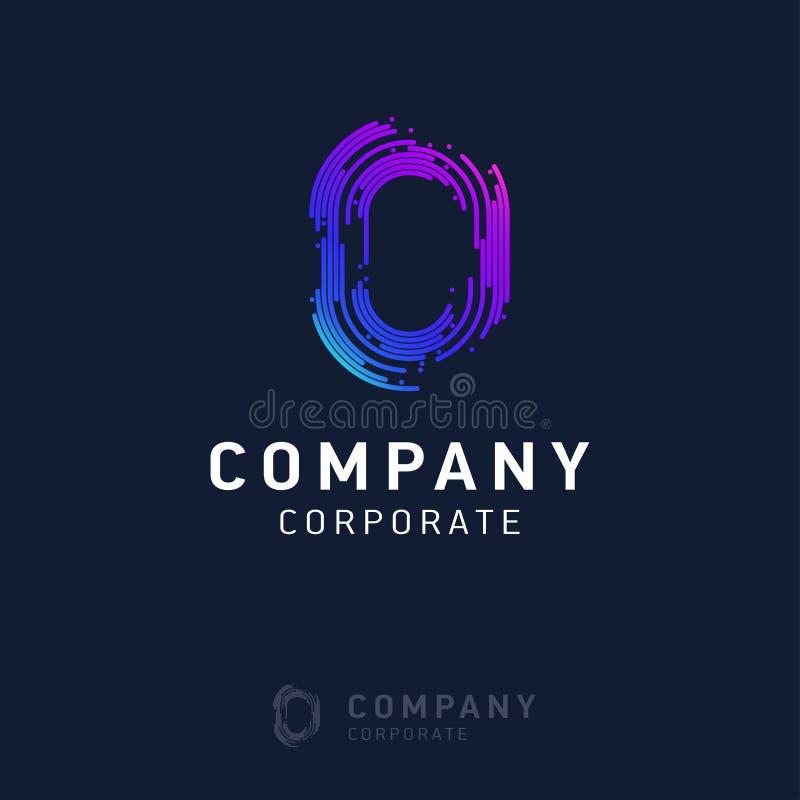0 векторов дизайна логотипа компании бесплатная иллюстрация