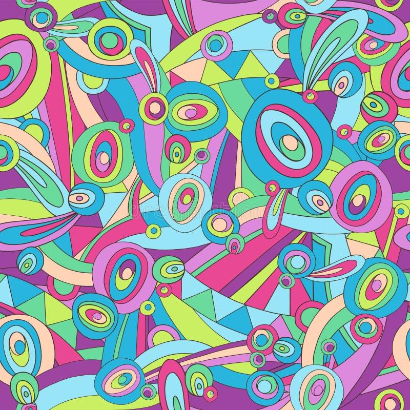 Download вектор абстрактного повторения Pucci картины безшовный Иллюстрация вектора - иллюстрации насчитывающей потеха, симметрия: 6857124