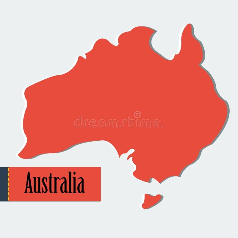 Вектор Австралия бесплатная иллюстрация