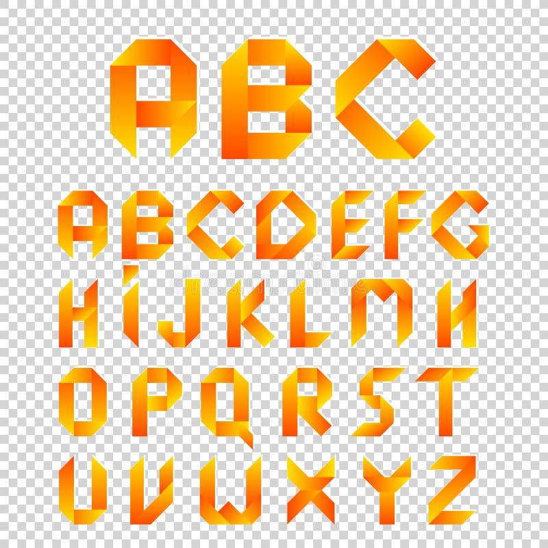 Вектор белых писем алфавита лент и номеров, современной стилизованной округленной литерности, минимальные шрифты установил для Ce бесплатная иллюстрация