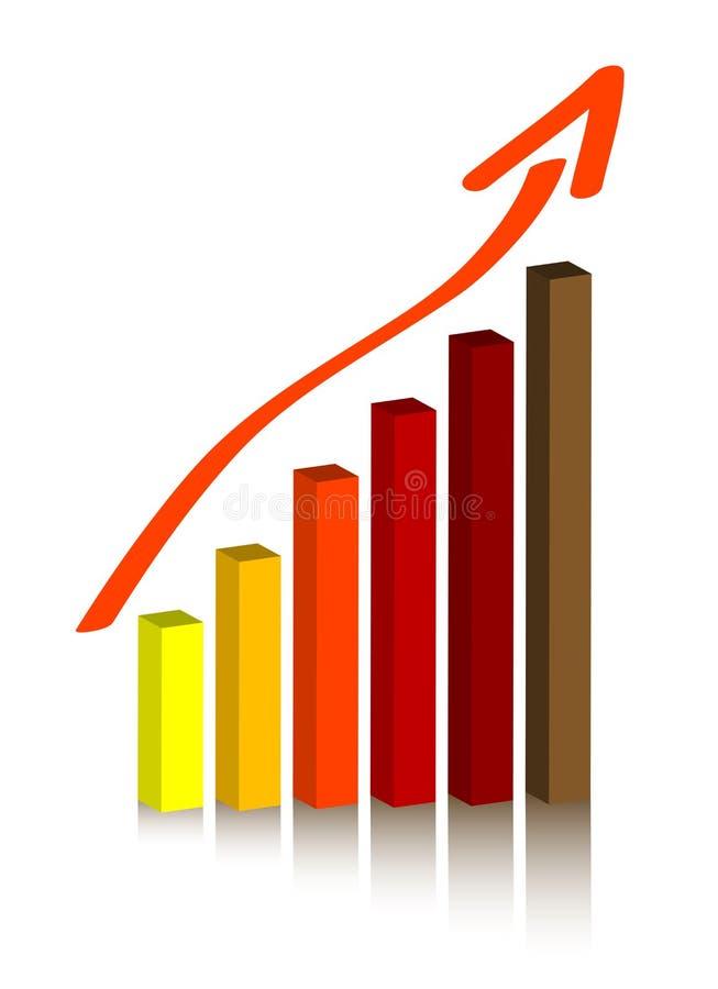 вектор диаграммы колонки диаграммы в виде вертикальных полос бесплатная иллюстрация