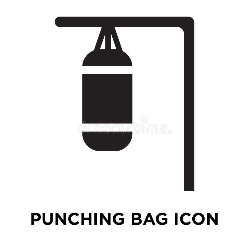 Вектор значка груши изолированный на белой предпосылке, логотипе conc бесплатная иллюстрация