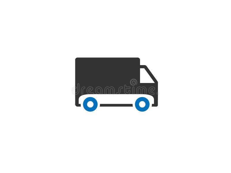 Вектор значка сети машины скорой помощи/автомобиля стоковые фото