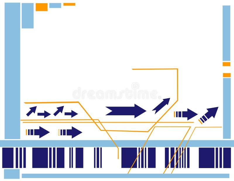 вектор иллюстрации стрелок иллюстрация штока