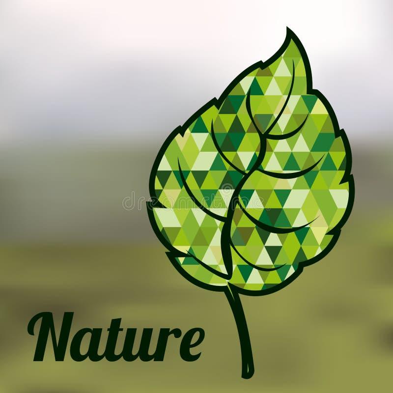 вектор картины экологичности конструкции хороший иллюстрация штока