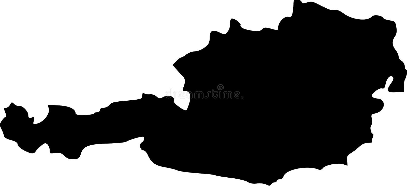 вектор карты Австралии бесплатная иллюстрация