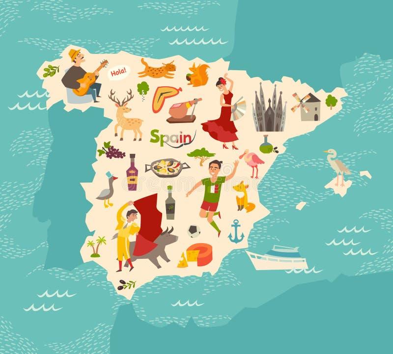 детям об испании в картинках рекреационная это современные