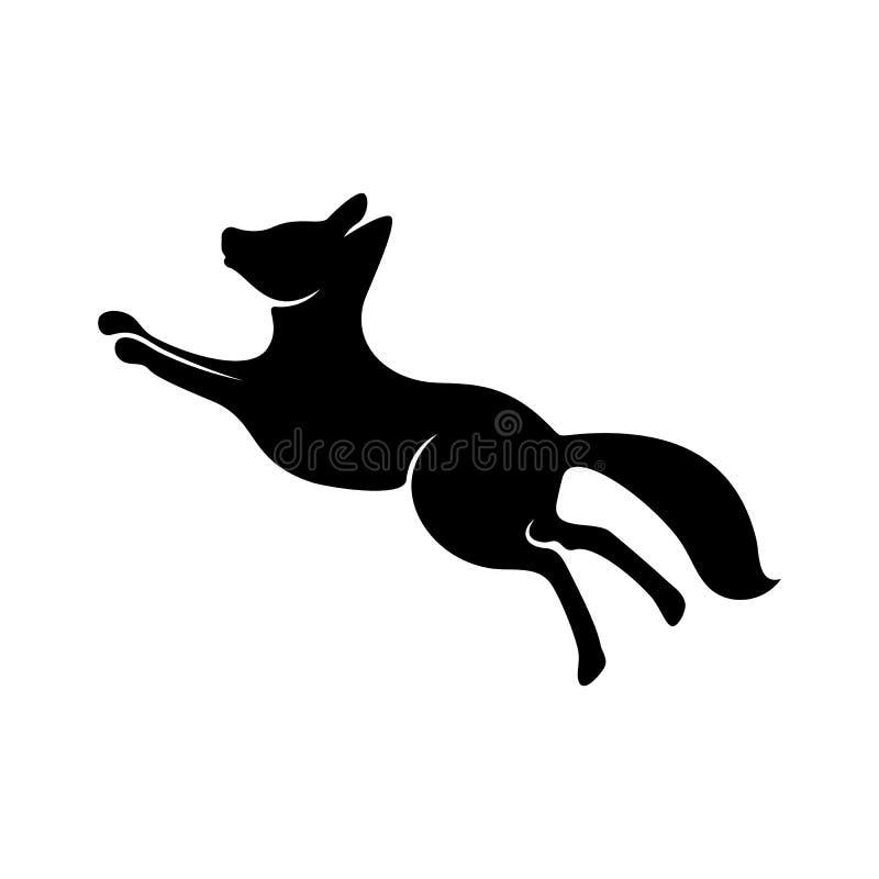Вектор логотипа Fox Иллюстрация шаблона логотипа Animal Coyote бесплатная иллюстрация