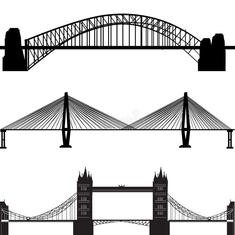 вектор моста