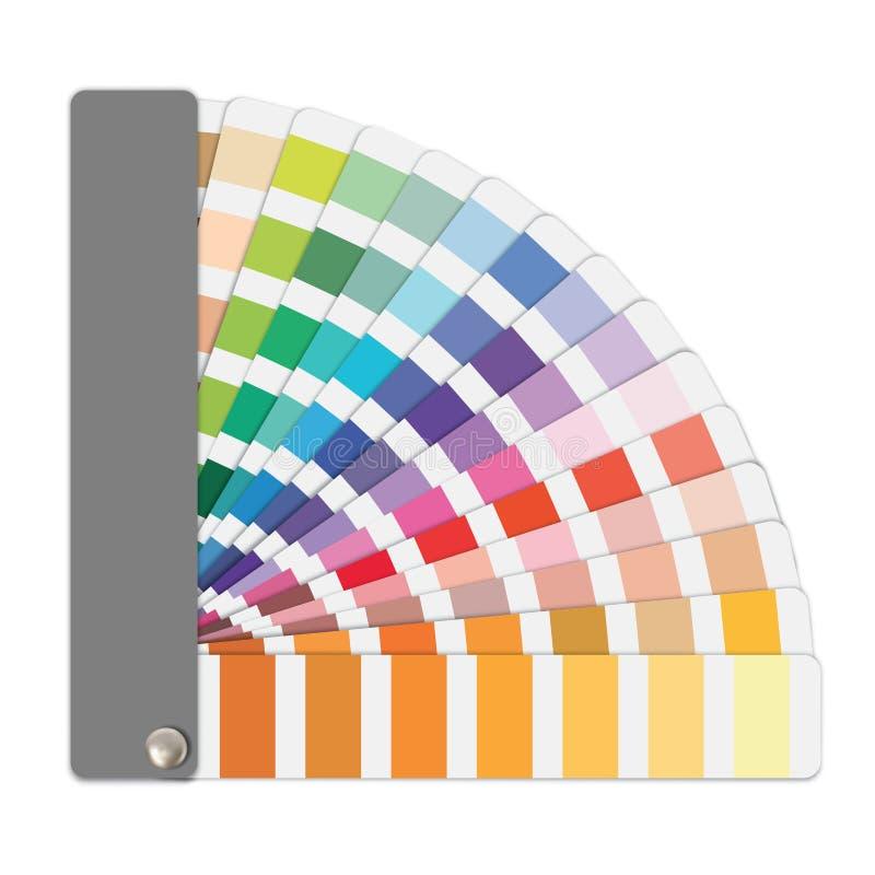 Вектор направляющих цветов бесплатная иллюстрация
