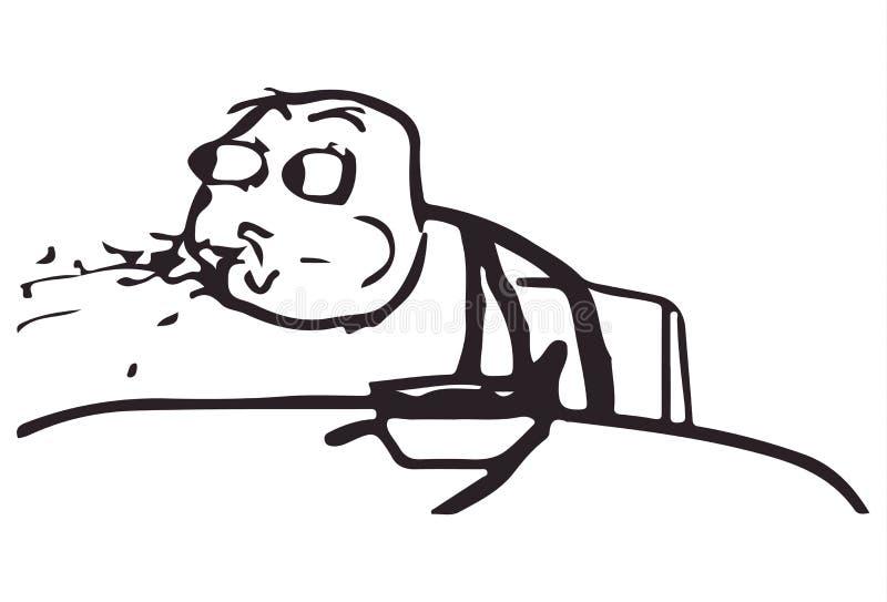 Вектор никогда не имеет сторону meme парня подруги для любого дизайна 10 eps бесплатная иллюстрация
