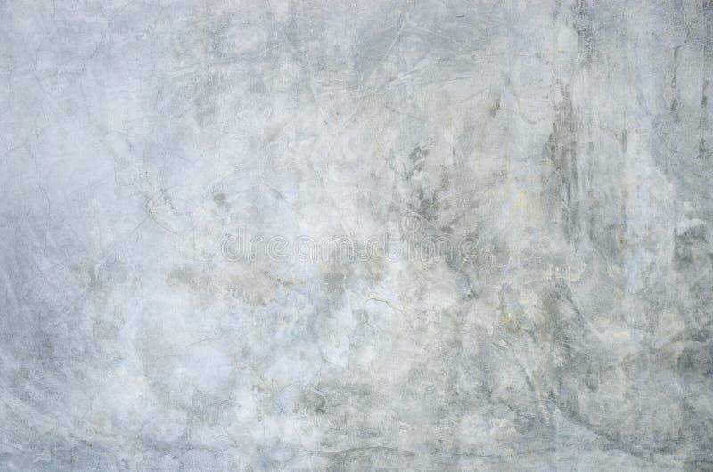 вектор нот человека цвета предпосылки Голубое и желтая Grunge красные покрашенные на бетонной стене конспект текстуры для предпос стоковое изображение rf