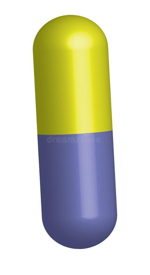вектор пилюльки иллюстрация штока