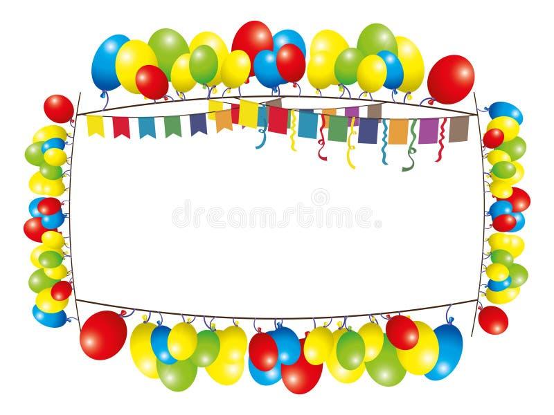 вектор праздничная рамка бесплатная иллюстрация