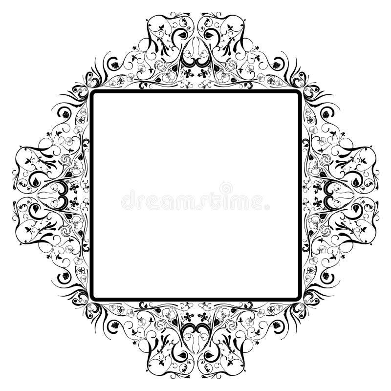 вектор рамки иллюстрация вектора