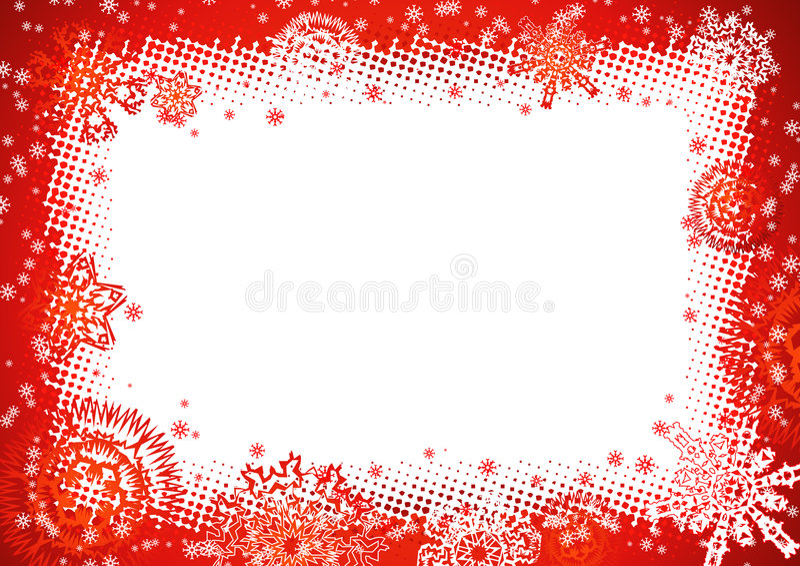 вектор рождества предпосылки бесплатная иллюстрация