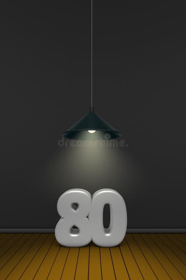 Вектор салюта изолированный на черной предпосылке иллюстрация штока