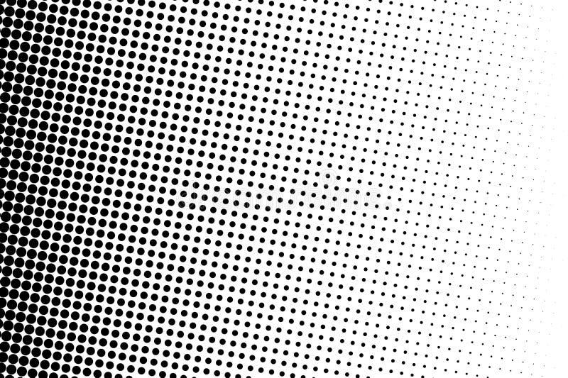 вектор текста космоса логоса иллюстрации halftone предпосылки Абстрактная картина в стиле искусства шипучки Год сбора винограда,  иллюстрация штока