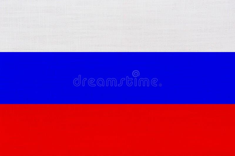 вектор типа России имеющегося флага стеклянный стоковое фото rf