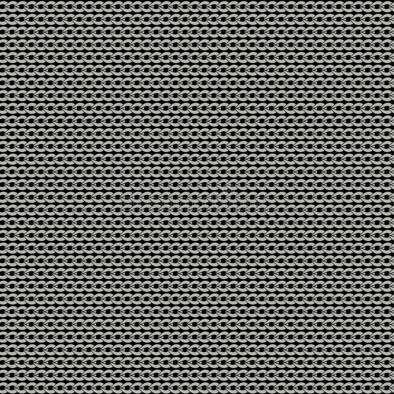 вектор тканья картины предпосылки безшовный иллюстрация вектора