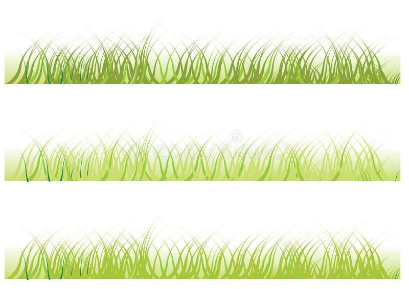 вектор травы иллюстрация вектора