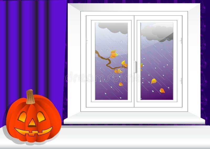 вектор тыквы 10eps halloween нутряной бесплатная иллюстрация