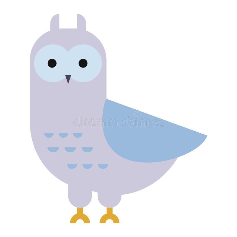 Download Вектор шаржа птицы сыча одичалый Иллюстрация вектора - иллюстрации насчитывающей шарж, ангстрома: 81802310