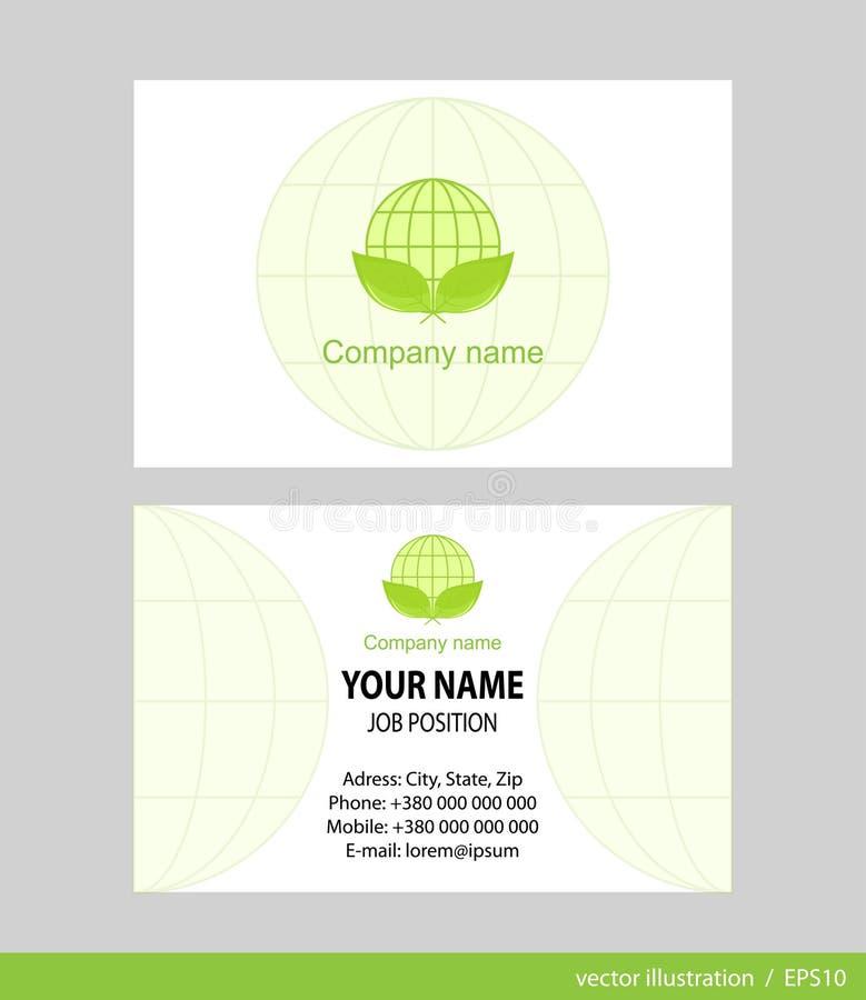 вектор editable формы визитной карточки установленный стоковые фотографии rf