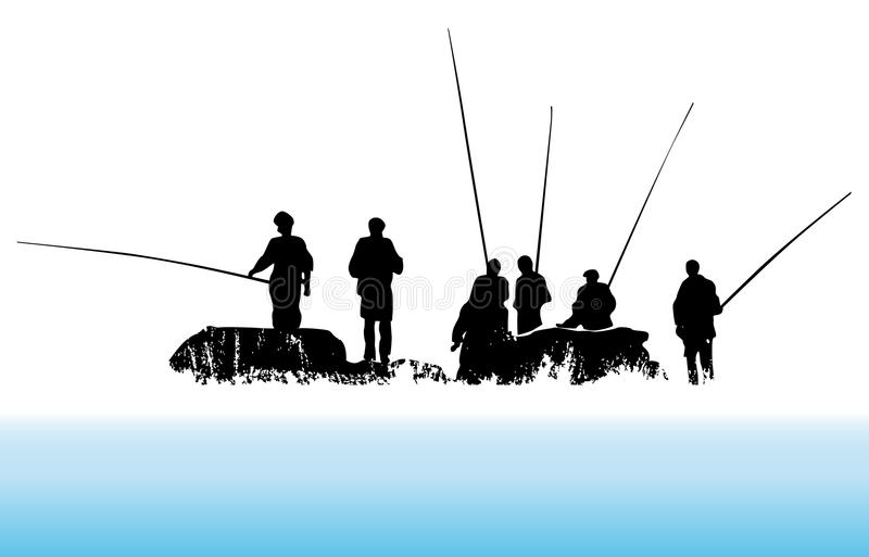 вектор fisher бесплатная иллюстрация