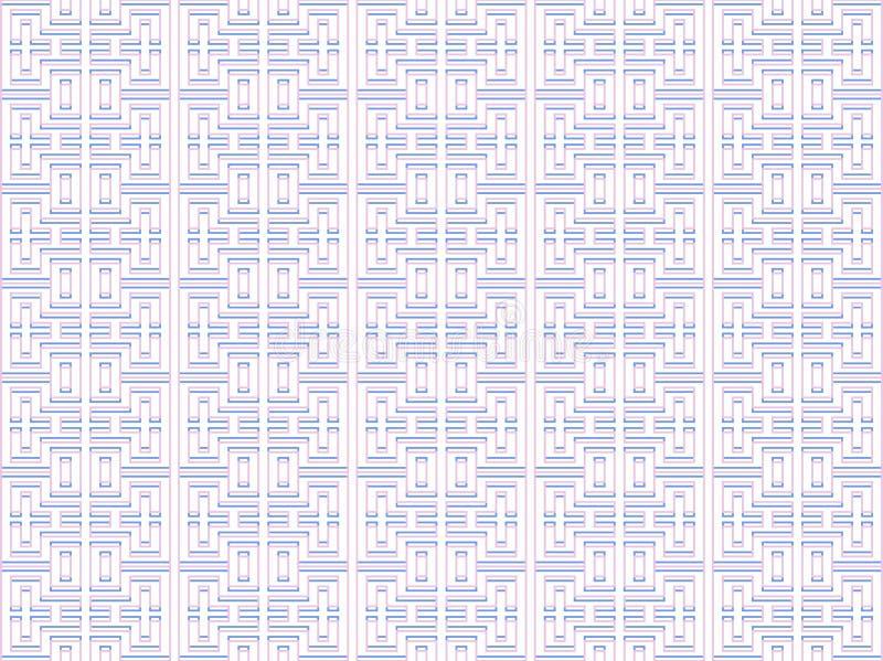 вектор guilloche предпосылки безшовный иллюстрация штока