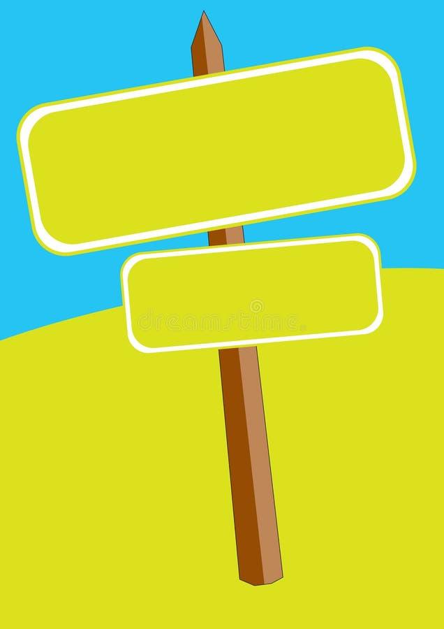 вектор signboard бесплатная иллюстрация