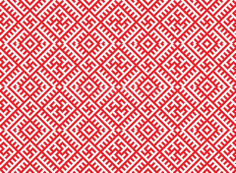 вектор ukrainian орнамента бесплатная иллюстрация