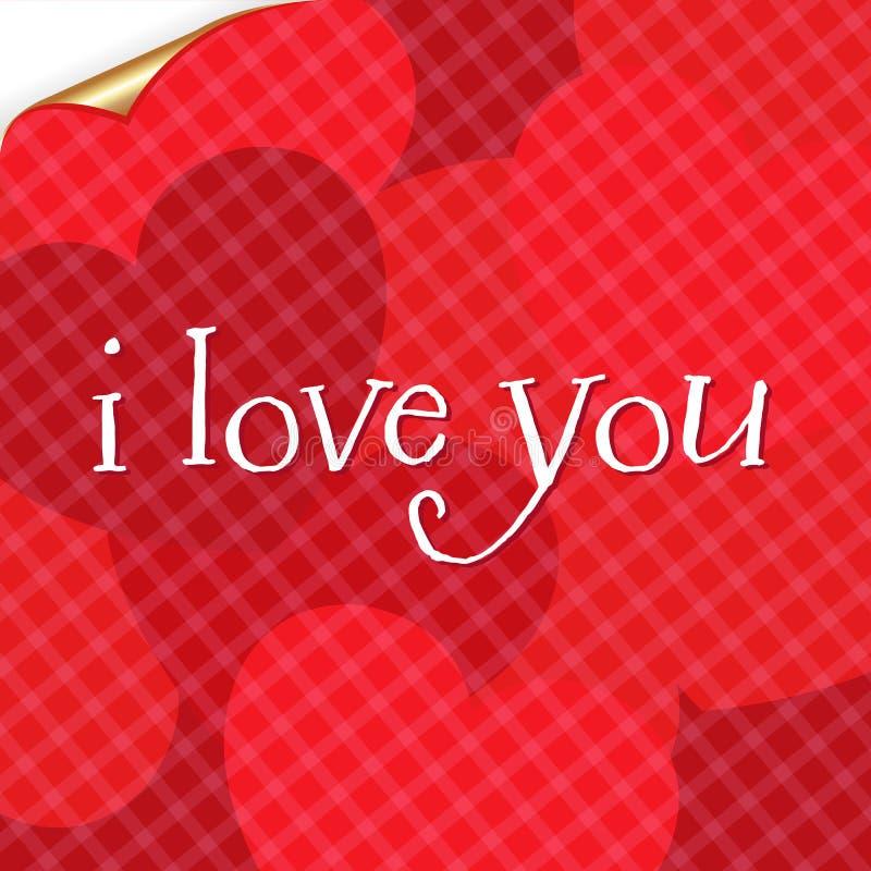 вектор valentines дня карточки бесплатная иллюстрация