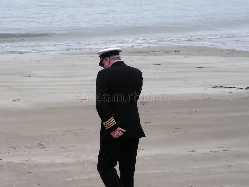 великобританская форма военно-морского флота стоковое фото rf