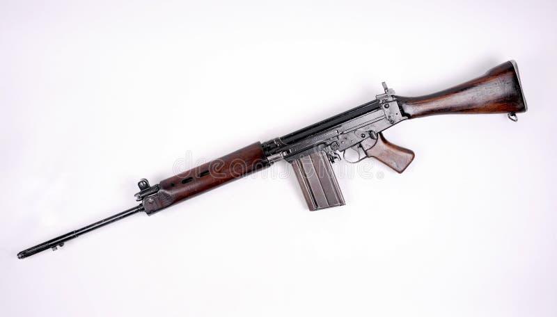 Великобританская штурмовая винтовка L1A1. стоковая фотография rf