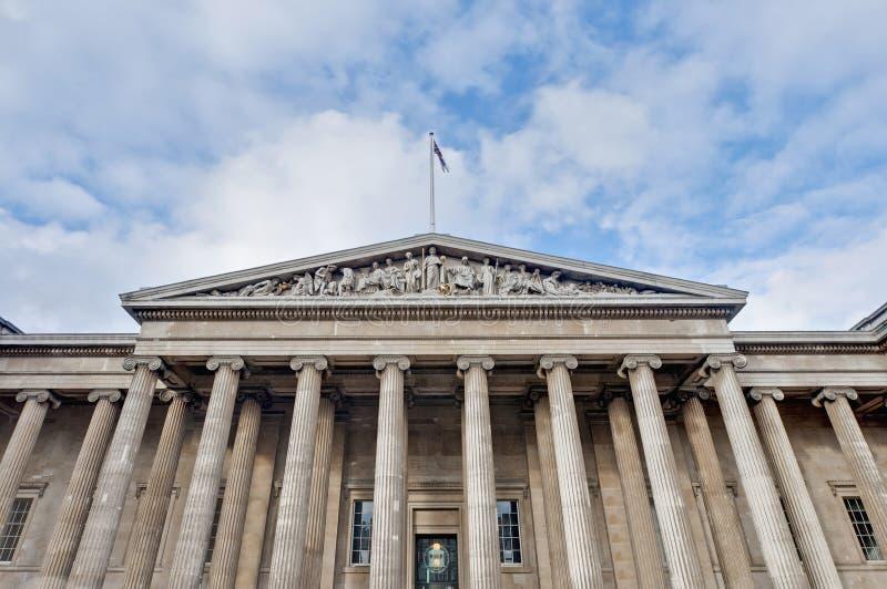 великобританский музей Англии london стоковые изображения