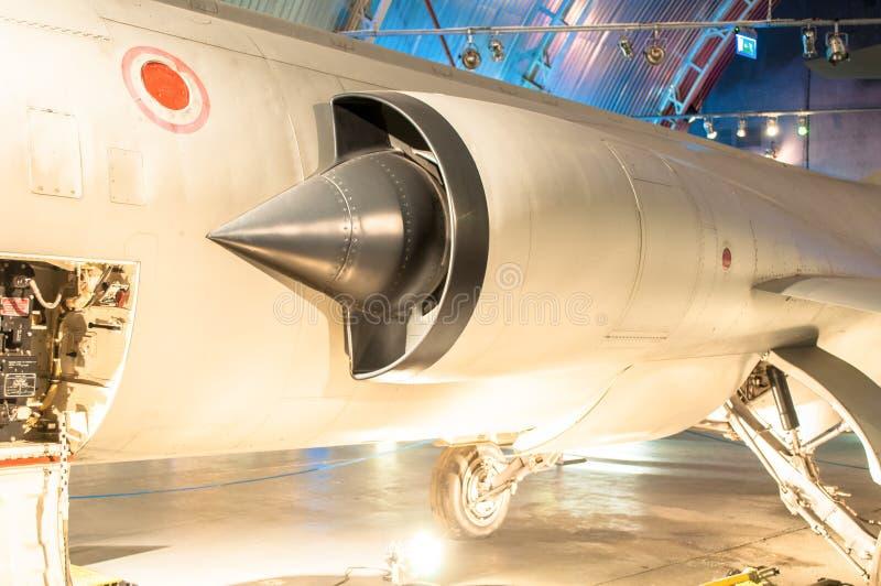 Великобританское roundel военно-воздушных сил Великобритании обыкновенно используемое на WWII также WW-2 или истребительной авиац стоковое фото rf