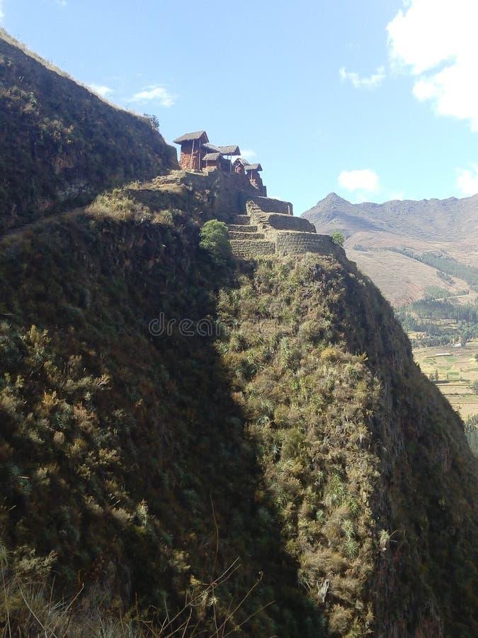 Великолепие Inca стоковая фотография rf