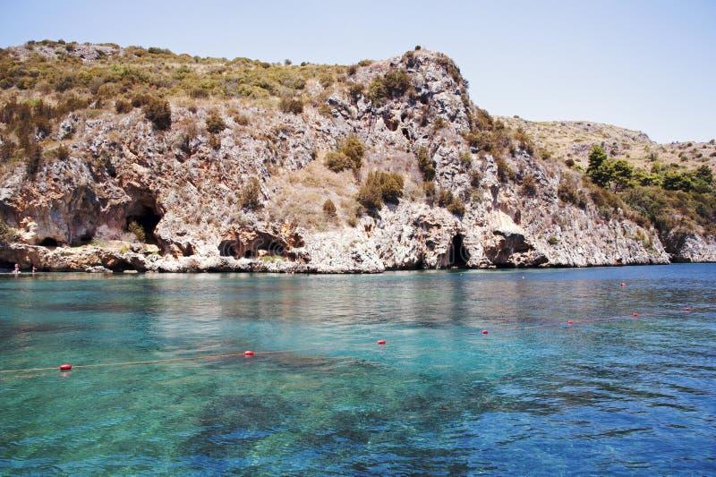 Великолепный seashore стоковое изображение rf