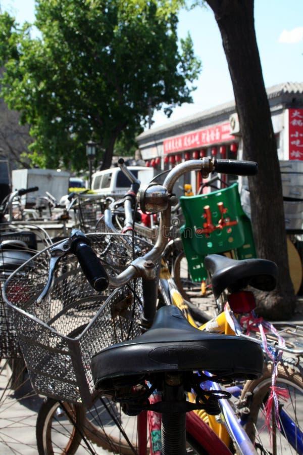 велосипеды стоковая фотография
