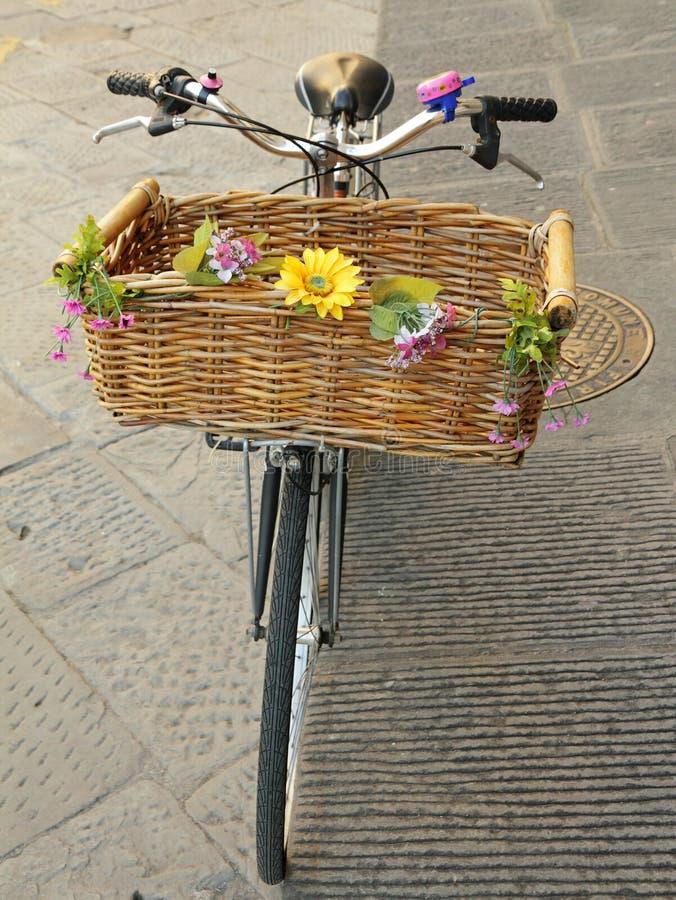 Велосипед год сбора винограда стоковое фото