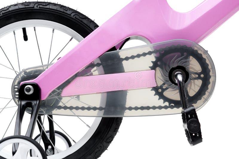 Велосипед для детей стоковое фото