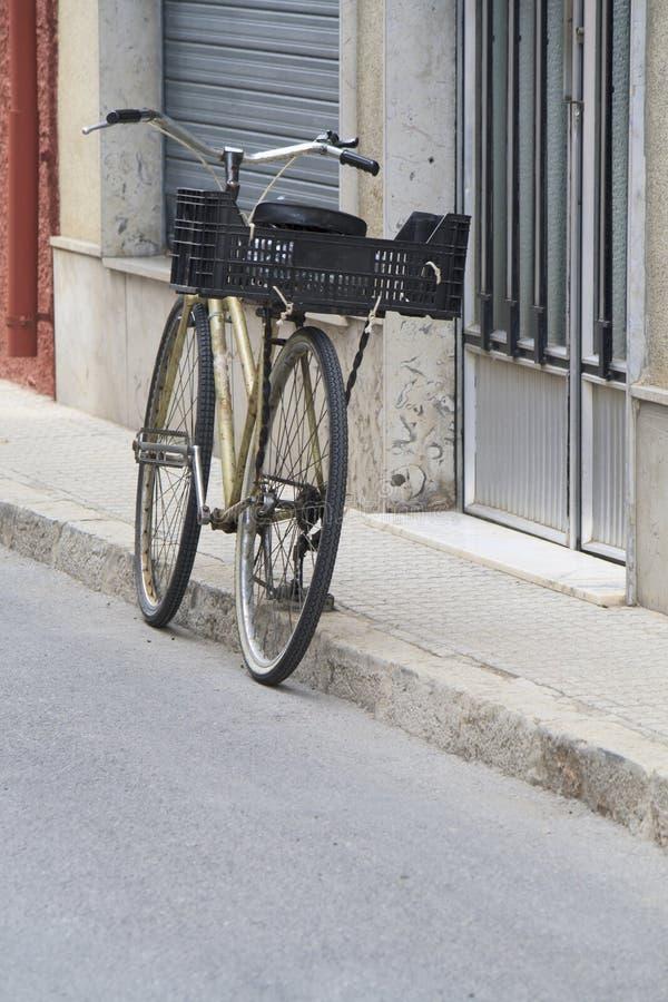 Велосипед поставки стоковое фото